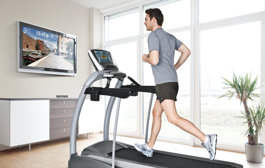 VISION TREADMILL TF 40 Touch